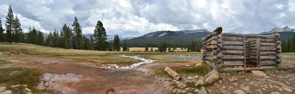 Soda Springs, a favorite hang out spot for John Muir