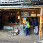 Small store on the way to Yubeng
