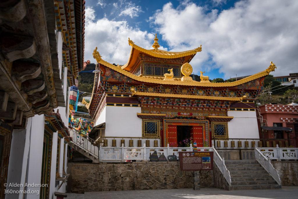 Feilai Monastery