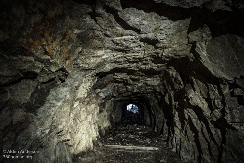 Kamikaze Tunnel 2 Lamma Island