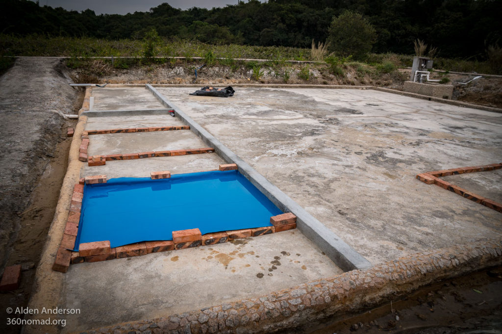Refurbished Salt Pans