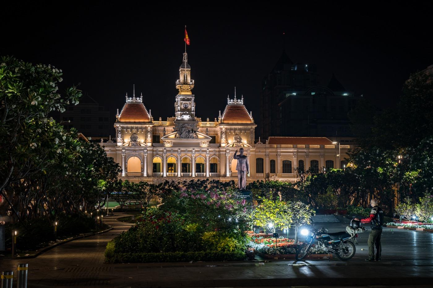 Ho Chi Minh City Hall - Saigon City Hall