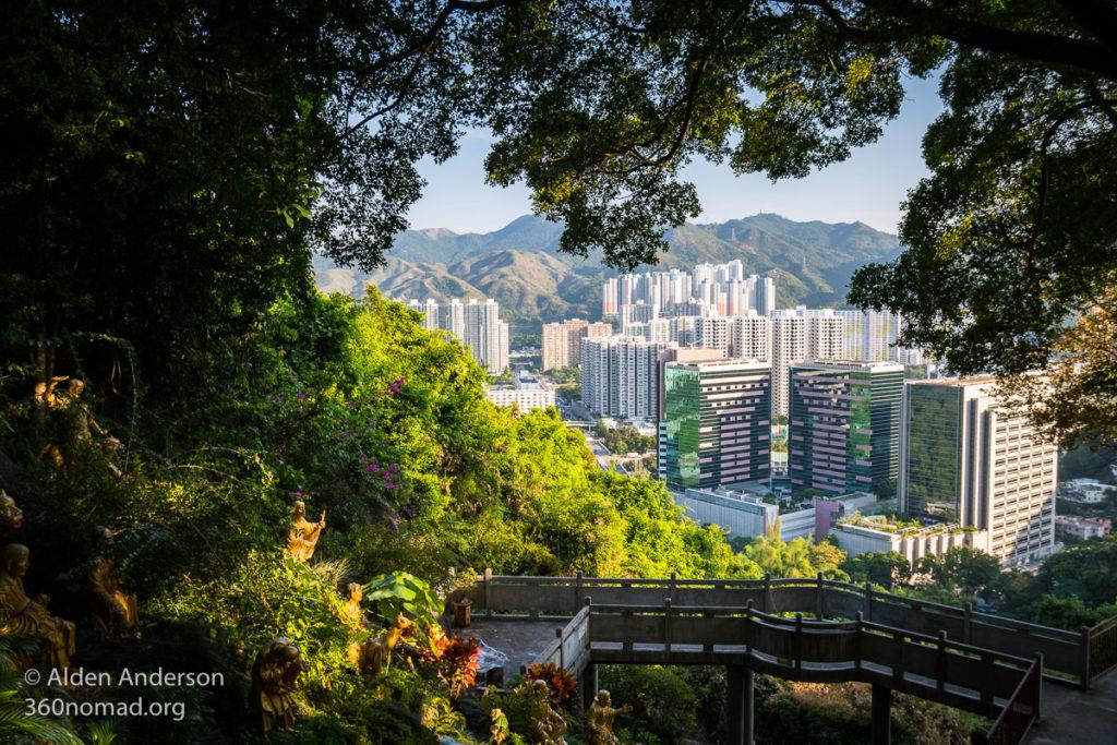 Views of Hong Kong