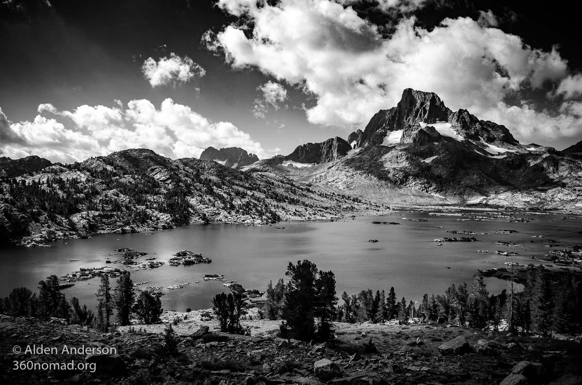 Banner Peak, Thousand Island Lake