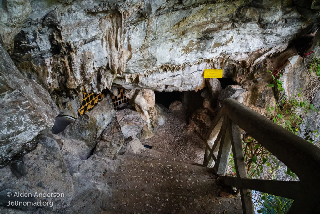 Buddha Cave Thakhek Laos