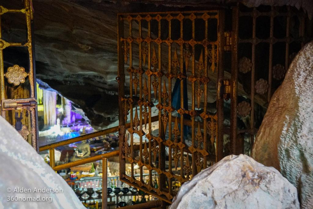 Buddha Cave Entrance