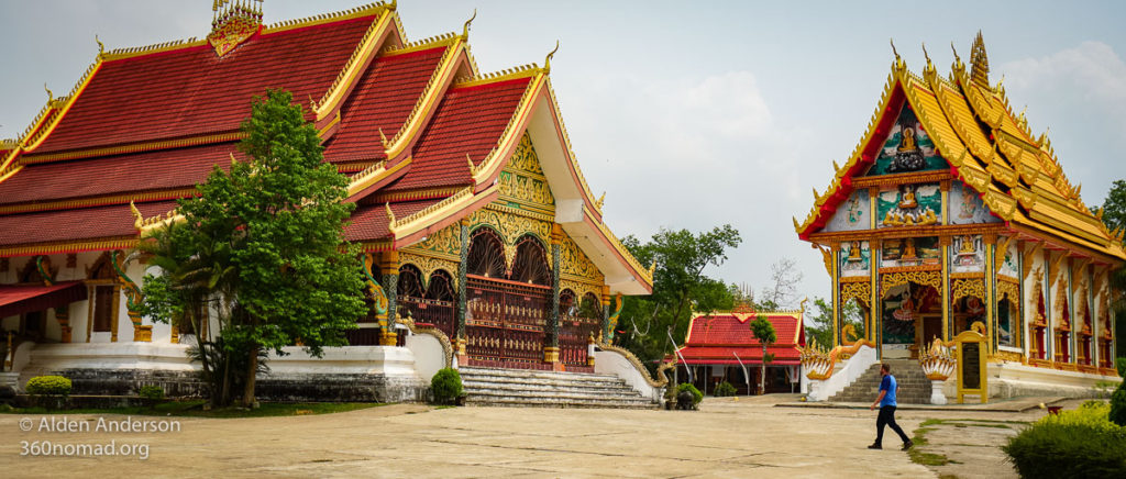 Khmer Buddhist Temple, Lak Sao