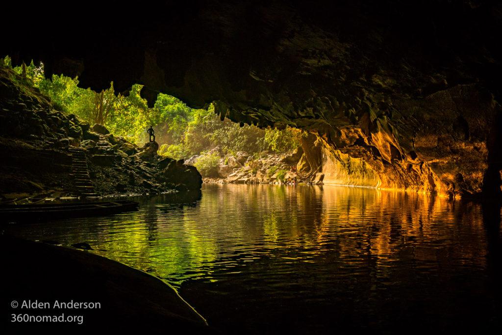 Kong Lor Cave, Thakhek Loop highlight!