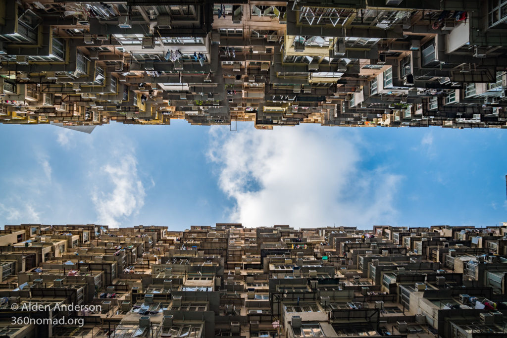 Montane Mansion Quarry Bay, Hong Kong