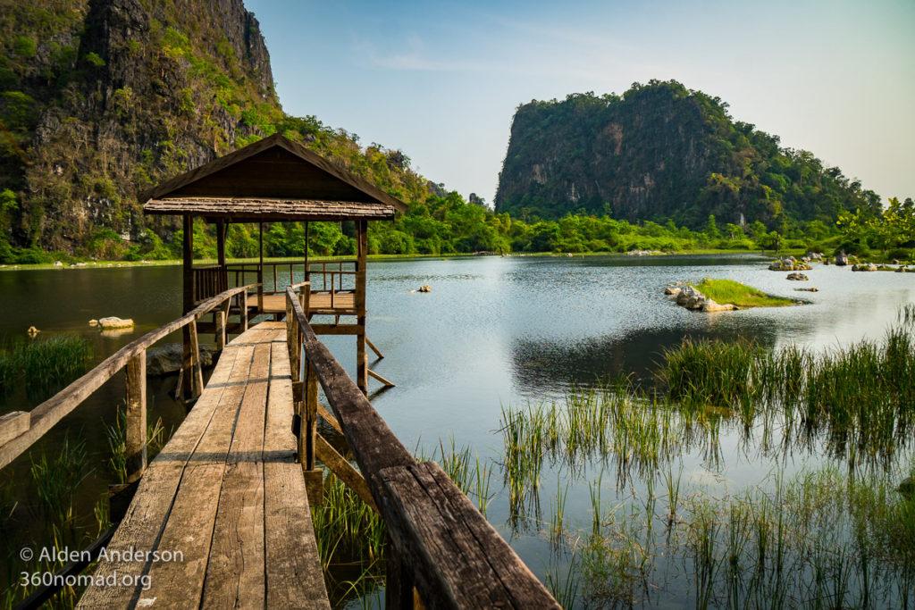 Nong Thao Lake, Paseum Cave
