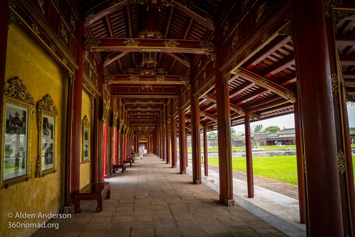 Restored Pavilion