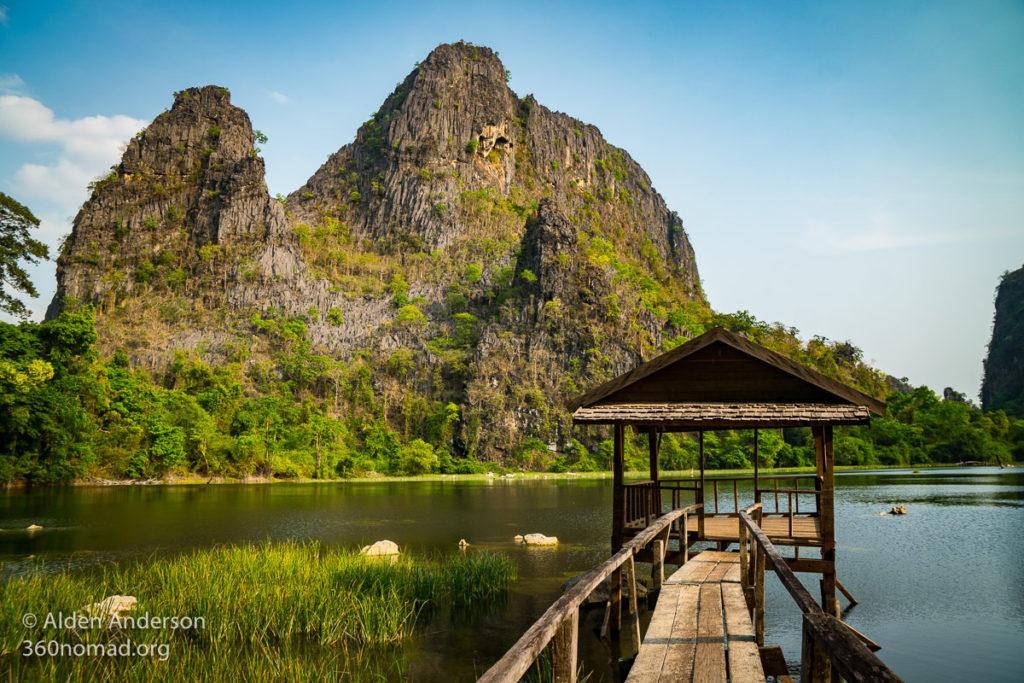 Nong Thao Lake, Tham Pa Seuam
