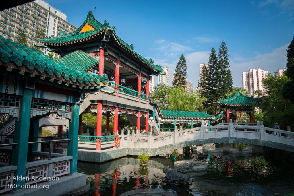 Wong Tai Sin Temple Gardens