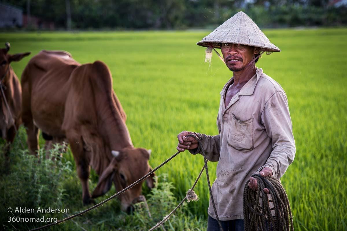 Vietnam Cowyboy, Hoi An