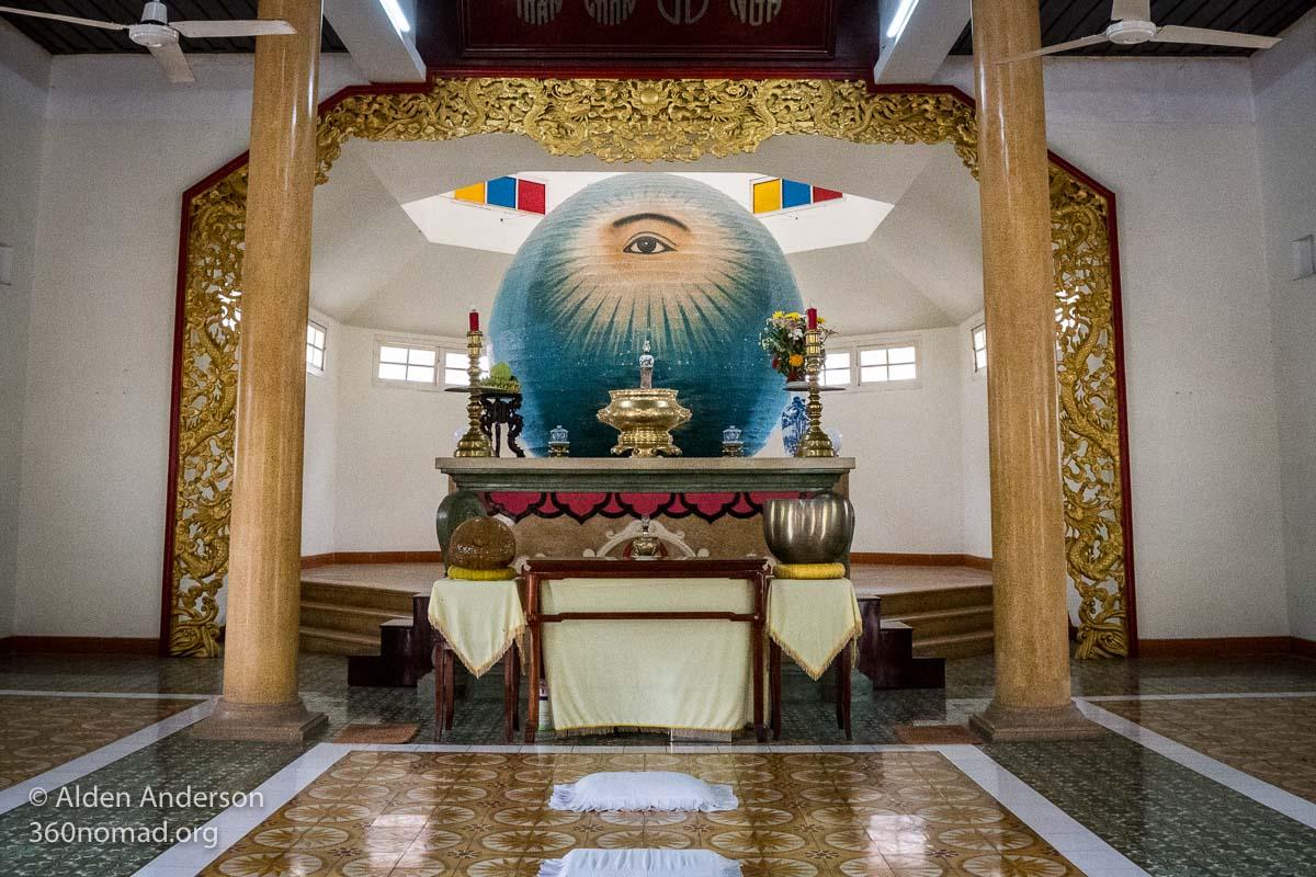Cao Dai Temple Da Nang