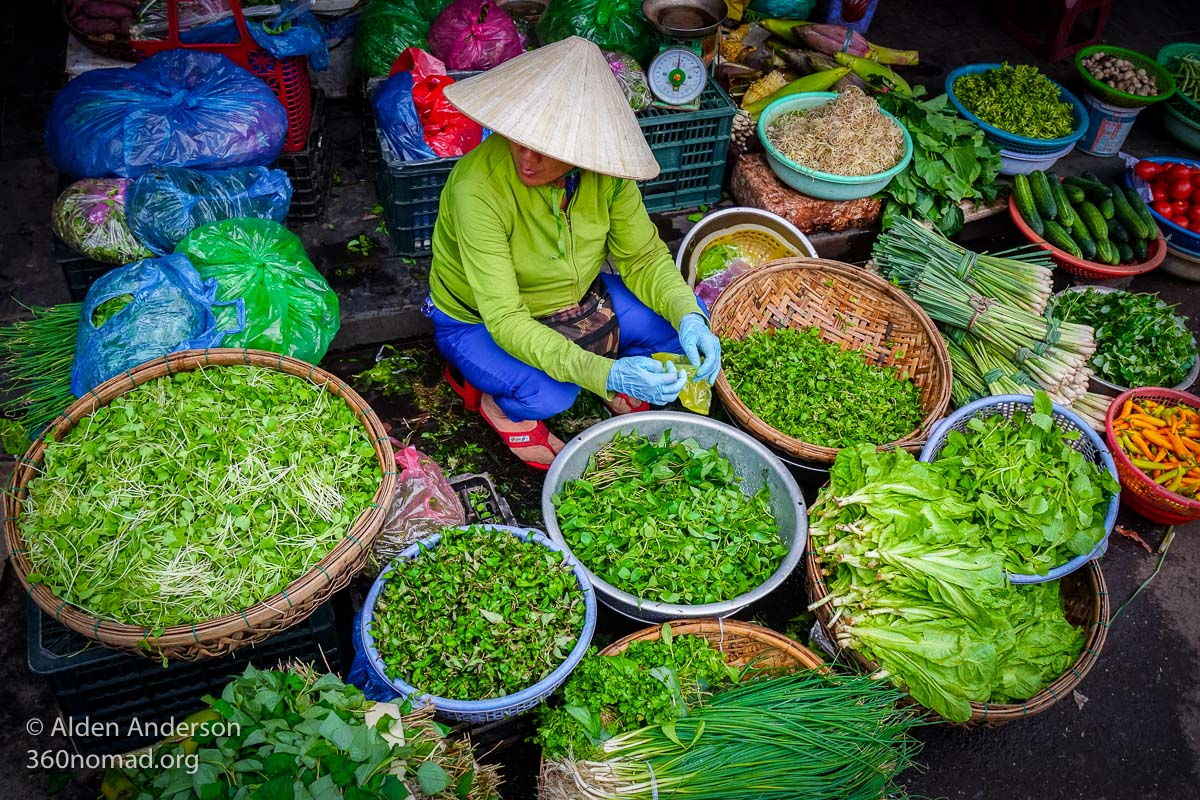 Hoi An Morning Market