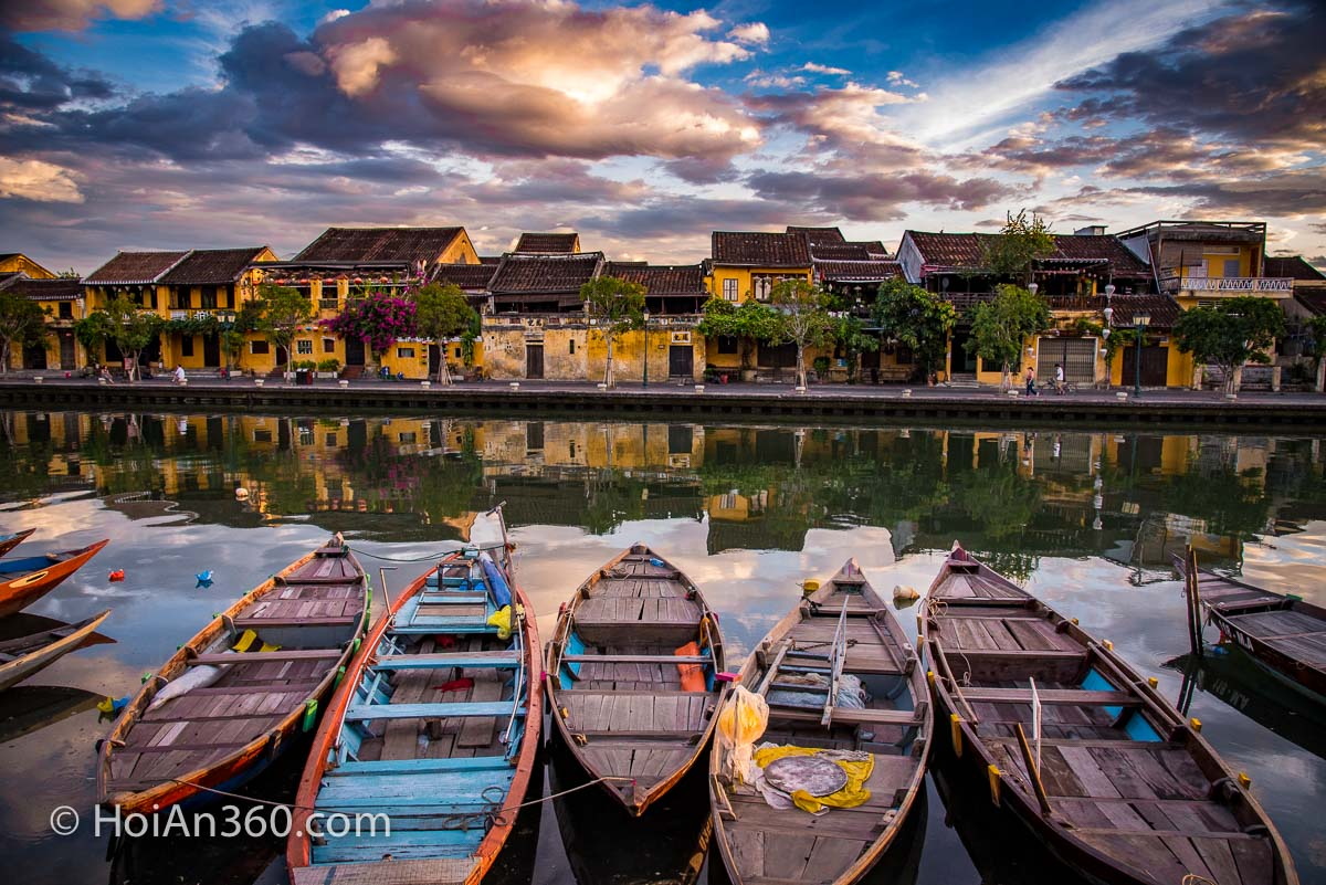 Hoi An Sunrise Photo Tour