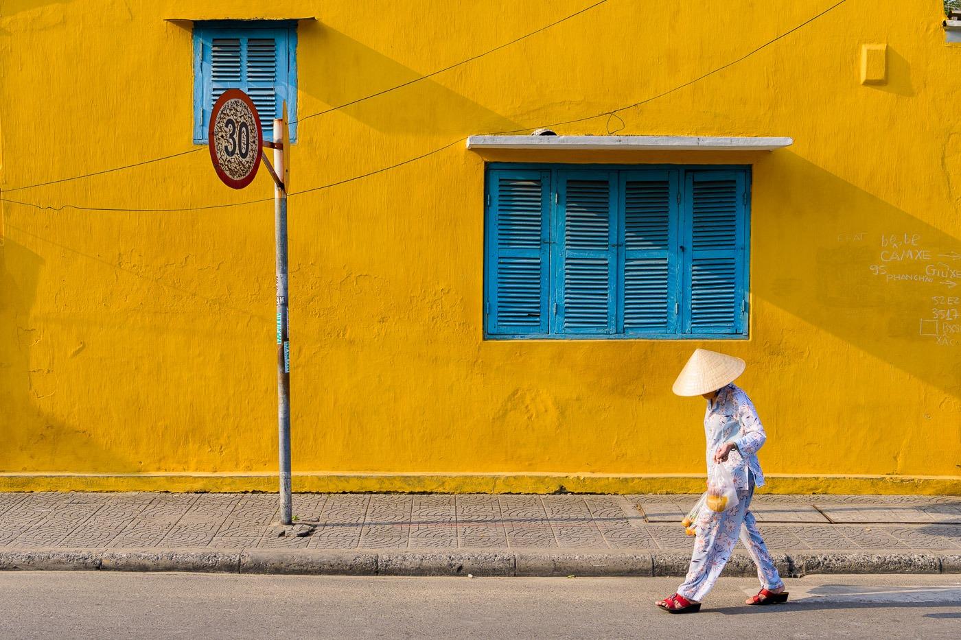 Colorful Hoi An Photo