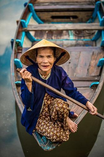 Ba, Hoi An Ferry